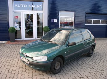 Peugeot 106 3dv.1.0i 50k LPG