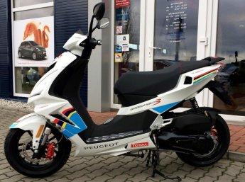 Skútr Peugeot Sport Speedfight3 125ccm