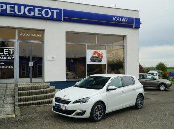Peugeot 308 ALLURE 1.6 BlueHDI 120k