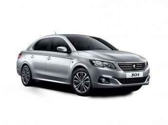Nový Peugeot 301
