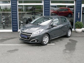 Peugeot 208 ACTIVE 1.2 PureTech 82k Shark Grey